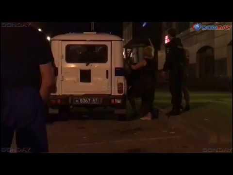 Donday. В Новочеркасске подрались пьяные любители футбола