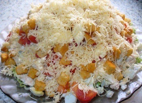 ТОП — невероятно вкусных салатов для праздничного стола.