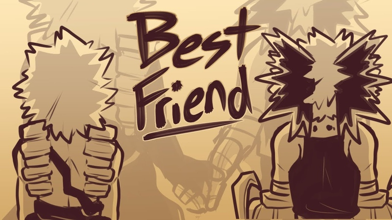 Best Friend    BNHA Animatic【Kiribaku】