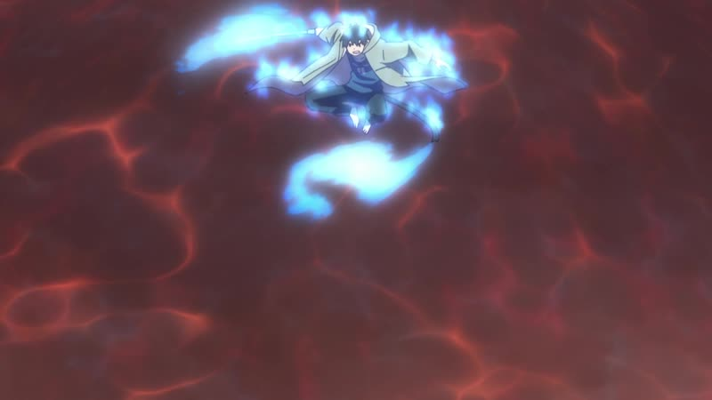 Синий экзорцист Нечестивый король Киото
