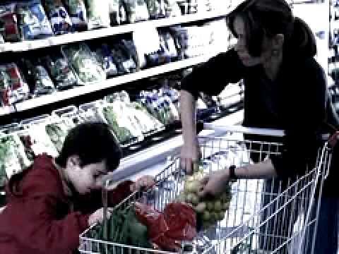 Mãe compra Brócolis
