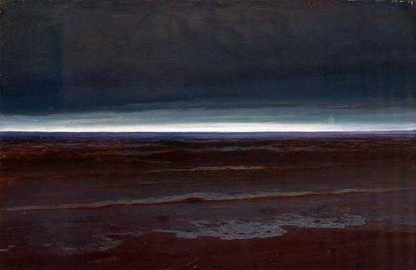 « одного шедевра». «Северное море при свете луны», Архип Куинджи