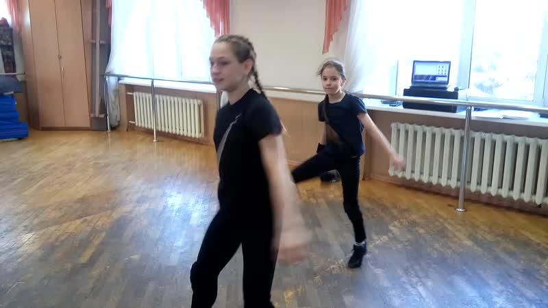 2019.03.21_Aeriel от Нателлы и Полины, шоу-балет Парадайз!