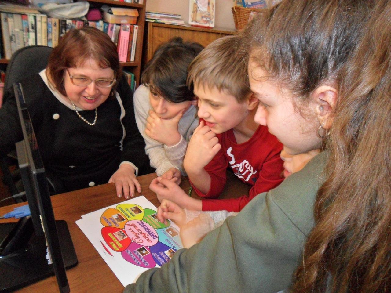 отдел искусств, донецкая республиканская библиотека для детей, неделя детской и юношеской книги, литературный калейдоскоп