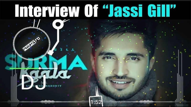 Exclusive Interview Of Jassi Gill Rhea Chakraborty For New Track Surma Kaala Surma Kaala Song