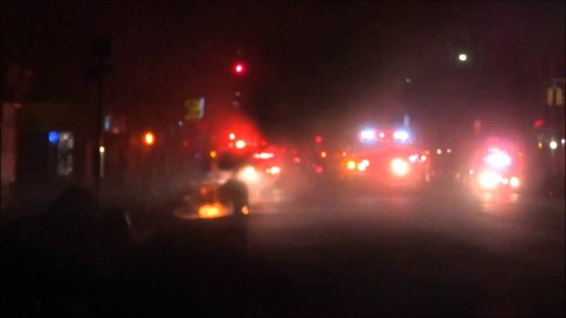 Manhole fire in Brooklyn