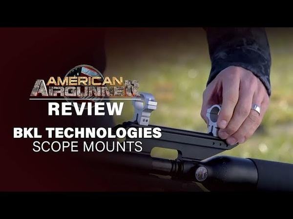 Airgun Scope Mounts Review | BKL Technologies Scope Mounts