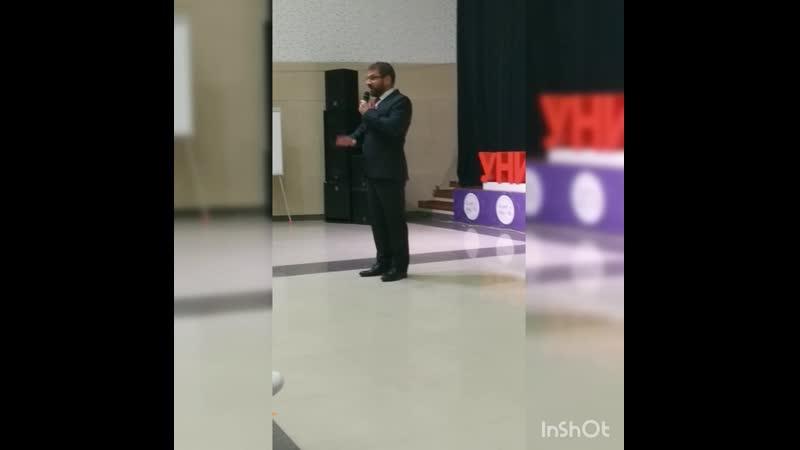 Игорь Рыбаков - лекция на ЛШ 2019 - 2 часть (видео И.Соломенник)