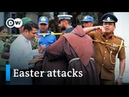 Sri Lanka: Bomb attacks in churches and hotels kill scores of people | DW News