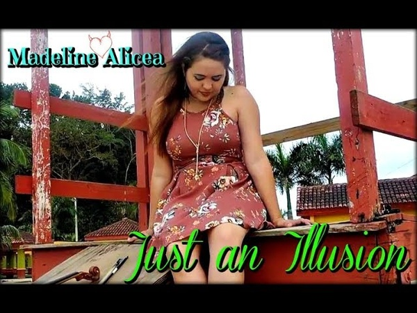 BZN | Julia Zahra - Just an Illusion - Madeline Alicea | Cover Video | Reggae Version