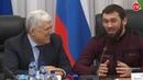 Даудов принял делегацию из Дагестана для обсуждения границ