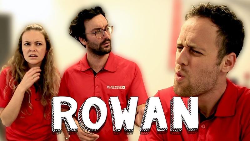 Rowan - Bored Ep 111 (complaining about your boss)   Viva La Dirt League (VLDL)