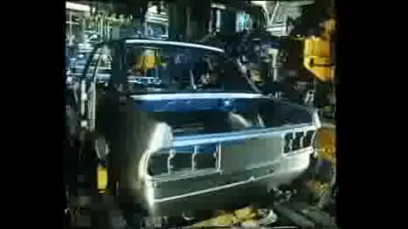 BMW 7 Series (E23) 1977–86