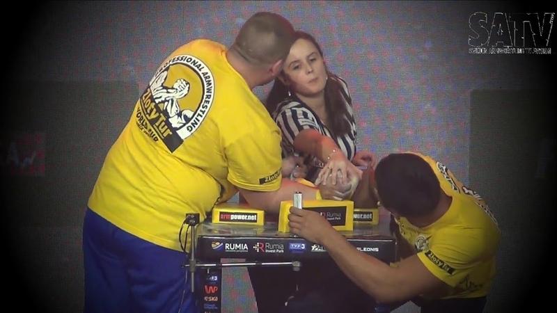 Zloty Tur 2017 - Dmitry Silaev vs Kydyrgali Ongarbeav Semi-final (MEGAFIGHT)
