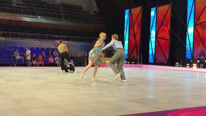 Sochi Open 2019 - Sondre Olsen-Bye Tanya Georgiievska