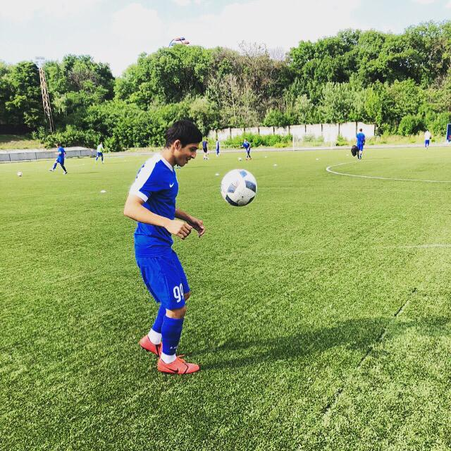 Валерий Царукян: «В «Динамо» шикарная атмосфера!»