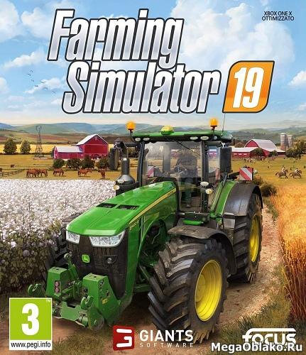 Farming Simulator 19 [v 1.4.0.0 + DLCs] (2018) PC | Repack от xatab