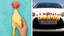 25 WEIRD YET USEFUL CAR HACKS THAT WILL SHOCK YOU