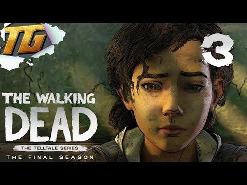 МИССИЯ ПО СПАСЕНИЮ ➤ The Walking Dead The Final Season ➤ Эпизод 3 Сломанные игрушки