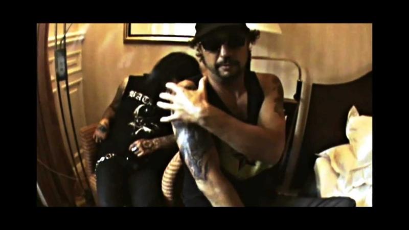 SLAYER ( Dave Lombardo Gary Holt )Tattoo Video Session by Blackshadows Tattoos