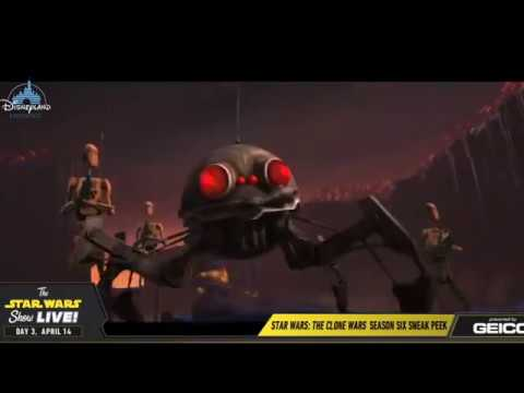 The Clone Wars - Season 7 - Bad Batch Clip 1