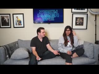 Mia khalifas bad take ready player one mia khalifa arab brunette porno star арабская порно актриса