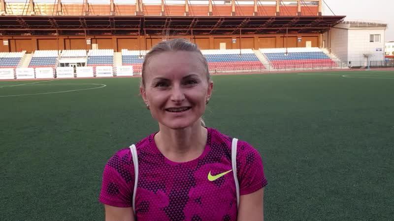 Светлана Симакова - серебряный призер чемпионата Московской области бег 5000 м памяти В.А. Абрамова