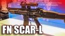 NEUE Dienstwaffe der Polizei FN SCAR-L Enforce TAC 2019