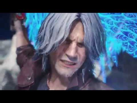 Devil May Cry 5 GMV Push it to The Limit