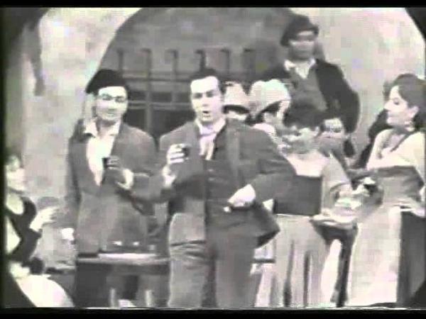 Angelo Loforese ( Lo Forese ) - Brindisi ( Intanto amici )( Cavalleria Rusticana - Pietro Mascagni )