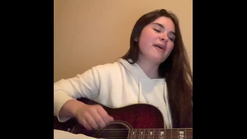 Landry Bender singing