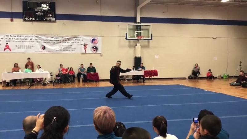 Grandmaster Li Tai Liang Performing in CT | Xinyi-Dao