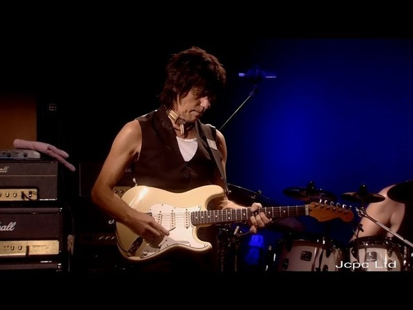 """Jeff Beck Nadia"""" Performing This Week Live At Ronnie Scott's London UK 2008 Full HD"""