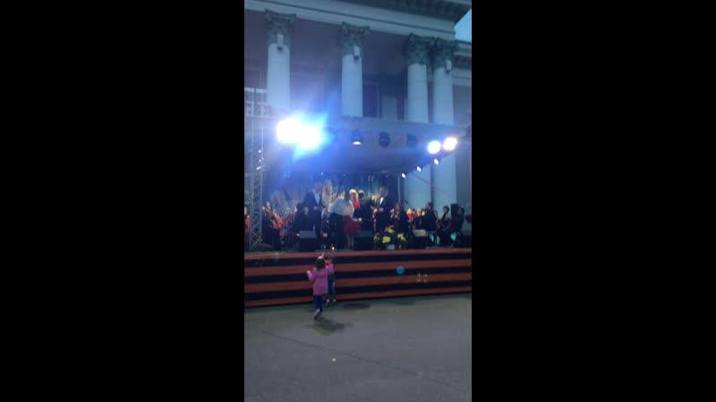 Праздничный концерт Ступинской филармонии