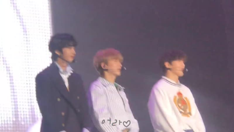[VK][190601] MONSTA X fancam Talk Time @ The 3rd World Tour: We Are Here in Bangkok