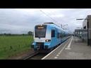 Protos stellen 5032 en 5031 vertrekken in Barneveld Zuid