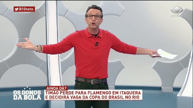 Neto critica Boselli Tô com saudade do Kazim
