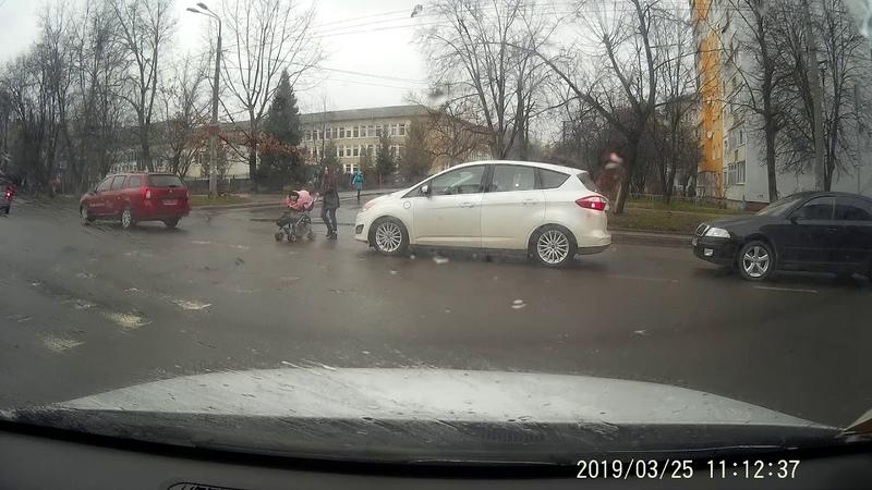 ДТП на Тролейбусній (збили дитину на переході)