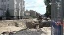 У центрі Чернігова триває реконструкція| Телеканал Новий Чернігів