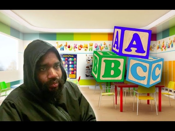 Learn the Alphabet with Death Grips