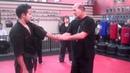 Steve Sexton teaching a Hapkido technique (outside wrist)