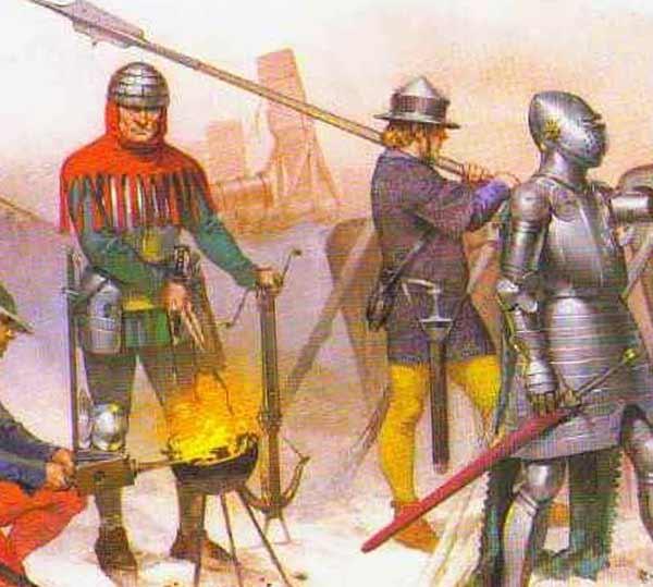 Воины Генуи