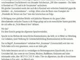 Briefe von Horst Mahler - Brief an Herrn Sch. - Mai 2018