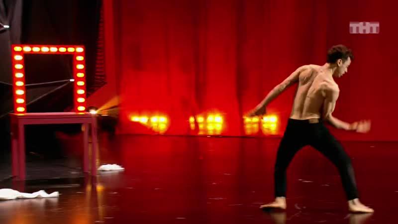 Танцы- Ильшат (Phil Collins – In The Air Tonight) (выпуск 16)