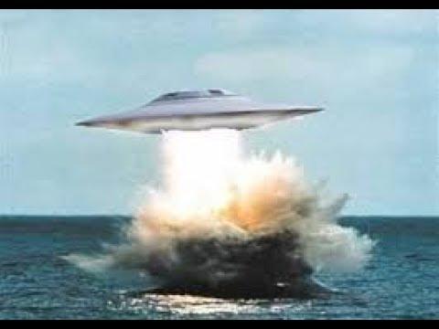 Экстренные новости из Бермудского треугольника.Подводный флот ИНОЙ цивилизации показал свою мощь