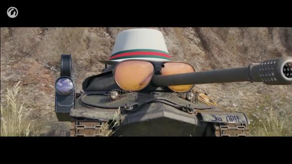 World of Tanks ЛРН 174 Реально мужской Колобанов Дети точно в школе