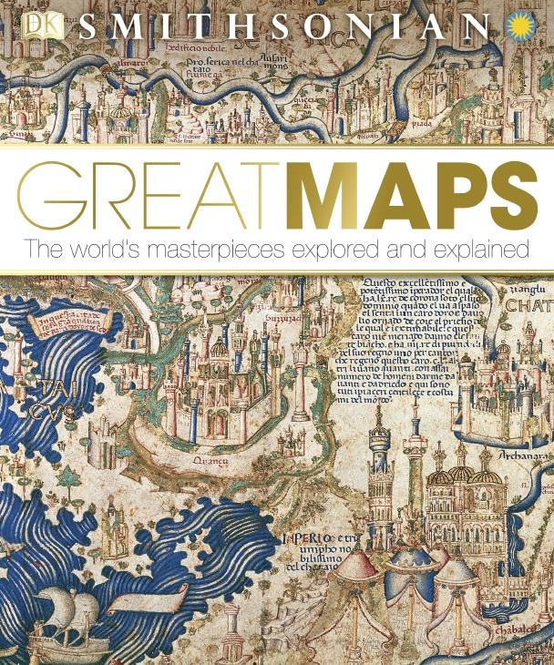 DK - Great Maps