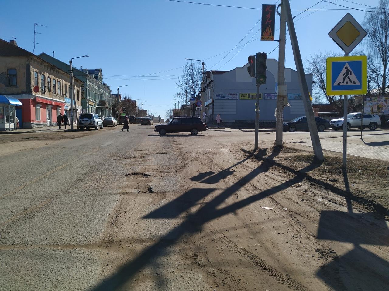 В Кимрах общественники мониторят состояние автодорог | Фото