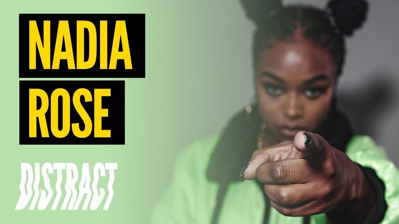 Nadia Rose shares the tea on: Drake in the DM's, Writing for Rihanna's R9, and New Music