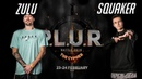 Zulu vs. Squaker | 1/8 | HIP-HOP 1x1 | P.L.U.R. Battle The Cypher